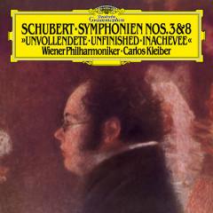 Schubert: Symphonies Nos. 3 & 8