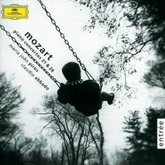 Mozart: Piano Concertos Nos.21 K.467 & 26 K.537 - Maria João Pires, Chamber Orchestra Of Europe, Wiener Philharmoniker, Claudio Abbado
