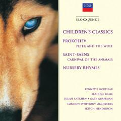 Children's Classics - Kenneth McKellar, Beatrice Lillie, Julius Katchen, Gary Graffman, London Symphony Orchestra