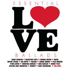 Essential Love Ballads - Various Artists