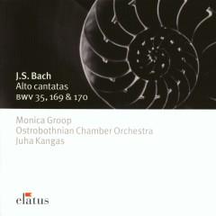 Bach : Alto Cantatas - Monica Groop