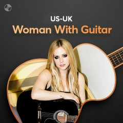 Woman With Guitar - Avril Lavigne, Taylor Swift, Tori Kelly, Lady Gaga