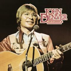 Live In London - John Denver