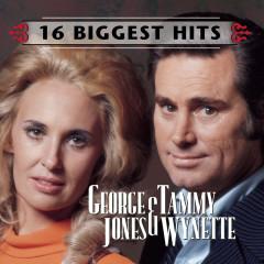 George Jones and Tammy Wynette - 16 Biggest Hits - George Jones, Tammy Wynette