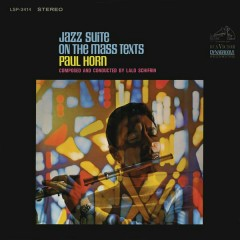 Jazz Suite on the Mass Texts