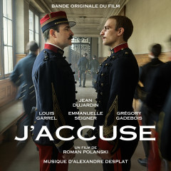 J'accuse (Bande originale du film) - Alexandre Desplat