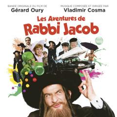 Les aventures de Rabbi Jacob (Bande originale du film / Album original 1973) - Vladimir Cosma