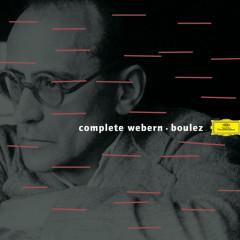 Boulez conducts Webern - Berliner Philharmoniker, Ensemble Intercontemporain, Pierre Boulez