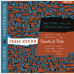 Vignettes for Violin - Isaac Stern