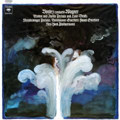 Boulez Conducts Wagner - Pierre Boulez