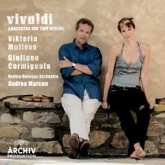 Vivaldi: Concertos for two Violins - Viktoria Mullova, Giuliano Carmignola, Venice Baroque Orchestra, Andrea Marcon