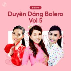Duyên Dáng Bolero Vol 5 - Ngọc Hân, Kim Thư, Hồng Phượng