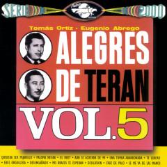 Volumen 5 - Los Alegres De Teran