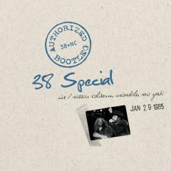 Authorized Bootleg - Nassau Coliseum, Uniondale, New York 1/29/85 - 38 Special