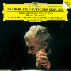 Brahms: Ein Deutsches Requiem Op.45 - Barbara Hendricks, José van Dam, Rudolf Scholz, Wiener Singverein, Wiener Philharmoniker