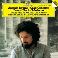 Dvorak: Cello Concerto / Bloch: Schelomo - Mischa Maisky, Israel Philharmonic Orchestra, Leonard Bernstein