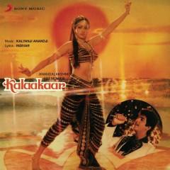 Kalaakaar (Original Motion Picture Soundtrack) - Kalyanji - Anandji