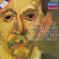Zemlinsky: Symphony No. 2; Psalm 23 - Radio-Symphonie-Orchester Berlin, Riccardo Chailly