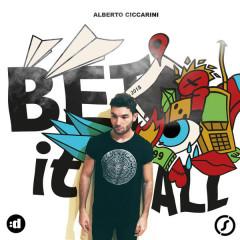 Bet It All (Single) - Alberto Ciccarini