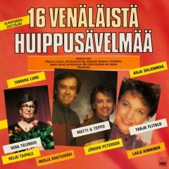 16 venäläistä huippusävelmää - Various Artists