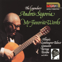 Segovia Collection Volume 3 - Andres Segovia