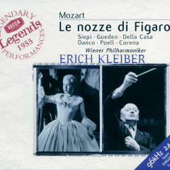 Mozart: Le Nozze di Figaro - Alfred Poell, Lisa della Casa, Hilde Gueden, Cesare Siepi, Hilde Rössel-Majdan