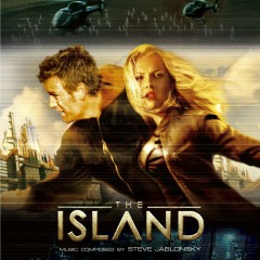 The Island (Original Motion Picture Soundtrack) - Steve Jablonsky