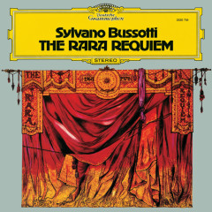 Bussotti: The Rara Requiem - Delia Surrat, Carol Plantamura, Claudio Desderi, Giuseppe Baratti, Saarbrucken Rundfunk Symphony Orchestra
