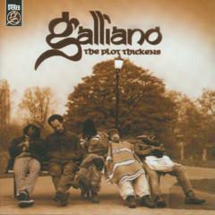 The Plot Thickens - Galliano