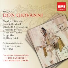 Mozart: Don Giovanni - Carlo Maria Giulini
