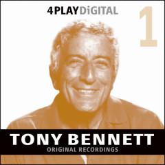 Blue Velvet - 4 Track EP - Tony Bennett