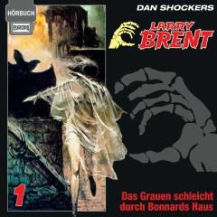 Hörbuch 01/Das Grauen schleicht durch Bonnards Haus