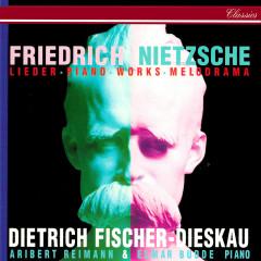 Nietzsche: Lieder, Piano Works & Melodramas - Dietrich Fischer-Dieskau, Aribert Reimann