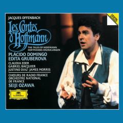 Jacques Offenbach: The Tales of Hoffmann - Orchestre National de France, Seiji Ozawa