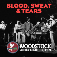 Live at Woodstock - Blood,  Sweat & Tears