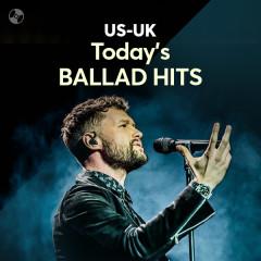Today's Ballad Hits - Calum Scott, Madison Beer, Tate McRae, Lewis Capaldi