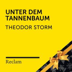 Storm: Unter dem Tannenbaum (Reclam Hörbuch) - Reclam Hörbücher, Friedhelm Ptok, Theodor Storm