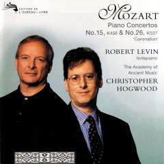 Mozart: Piano Concertos Nos. 15 & 26