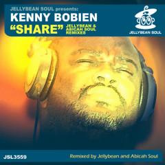 Share - Kenny Bobien