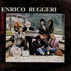 Enrico Ruggeri in concerto - Enrico Ruggeri