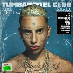 Tumbando el Club (Remix) - Neo Pistea, C.R.O., Obiewanshot, Ysy A, Cazzu