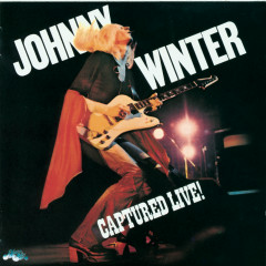 Captured Live - Johnny Winter