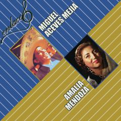 Enlace Amalia Mendoza y Miguel Aceves Mejía - Amalia Mendoza, Miguel Aceves Mejía