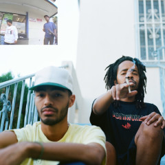 The Mint - Earl Sweatshirt, Navy Blue