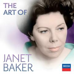 The Art Of Janet Baker - Dame Janet Baker