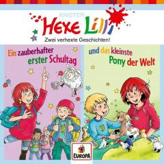 009/Ein zauberhafter erster Schultag (Erstlesergeschichten) - Hexe Lilli
