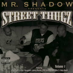 Mr. Shadow Presents: Street Thugz Volume 1 - VARIOUS