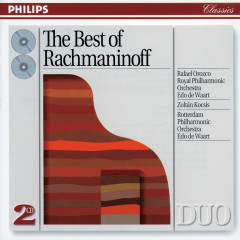 The Best of Rachmaninoff - Rafael Orozco, Zoltán Kocsis, Rotterdam Philharmonic Orchestra, Royal Philharmonic Orchestra, Edo de Waart
