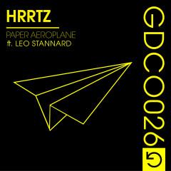 Paper Aeroplane (feat. Leo Stannard) - HRRTZ, Leo Stannard