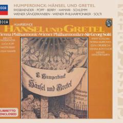 Humperdinck: Hansel und Gretel - Lucia Popp, Brigitte Fassbaender, Walter Berry, Wiener Philharmoniker, Sir Georg Solti